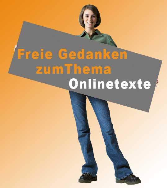Onlinetexte