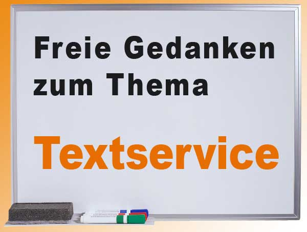 Textservice
