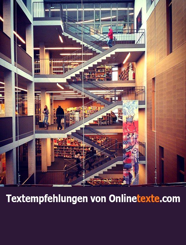 Textempfehlungen von Onlinetexte.com